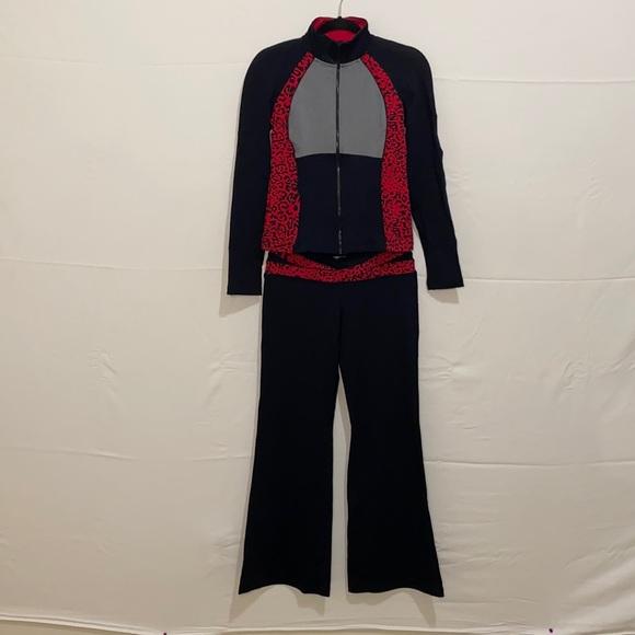 Bebe Sport Sweatsuit. Size Medium